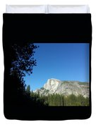 Half Dome Village Duvet Cover