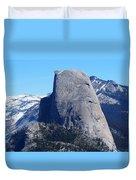 Half Dome - Yosemite  Duvet Cover
