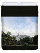 Half Dome Yosemite National Park Duvet Cover