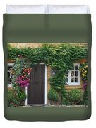 Half Penny Cottage Duvet Cover