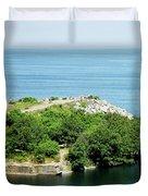 Halibut Point, 5452 Duvet Cover