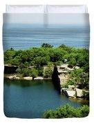 Halibut Point, 5453 Duvet Cover