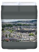 Halifax Panoramic View 1 Duvet Cover