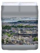 Halifax Panoramic View 2 Duvet Cover