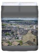 Halifax Panoramic View 4 Duvet Cover