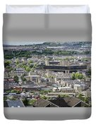 Halifax Panoramic View 5 Duvet Cover