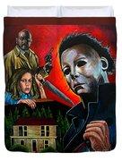 Halloween 1978 Duvet Cover