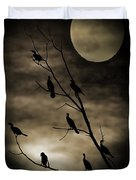 Guardians Of The Lake Duvet Cover