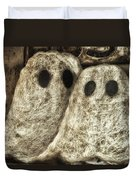 Halloween Ghosts Boo Duvet Cover