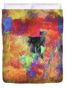Hallucination 7976 Duvet Cover