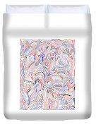 Hallucination Duvet Cover