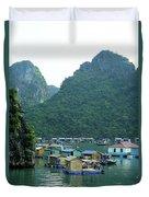 Halong Bay 02 Duvet Cover