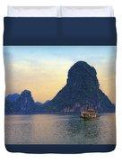 Halong Bay 5 Duvet Cover