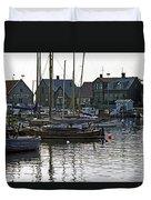 Halsingborg Marina 1 Duvet Cover