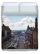 Halsingborg Sweden 1 Duvet Cover