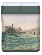 Halton Castle Duvet Cover