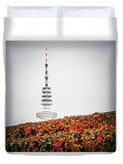 Hamburg - Tv Tower Duvet Cover