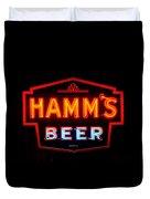 Hamm's Beer Duvet Cover