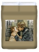 Han And Leia Duvet Cover