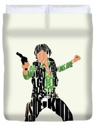 Han Solo From Star Wars Duvet Cover
