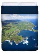 Hana Aerial Duvet Cover