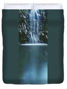 Hana, Cascading Waterfall Duvet Cover