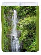 Hana Waterfall Duvet Cover