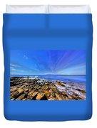 Hanakao'o Beach Duvet Cover