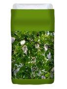 Handkerchief Tree Duvet Cover