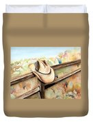 Hang Em High Duvet Cover