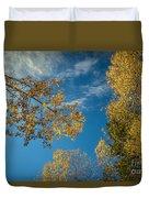 Hanging Aspen Duvet Cover