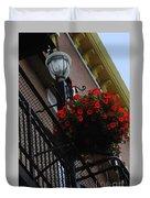 Hanging Basket Duvet Cover