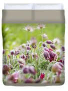 Hanging Blooms Duvet Cover