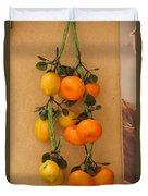 Hanging Fruit Duvet Cover