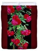 Hanging Roses 2593 Duvet Cover