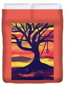 Hanging Tree Duvet Cover