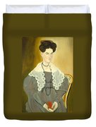 Hannah Fisher Stedman Duvet Cover