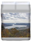 Hanover College View Duvet Cover