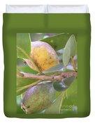 Haole Guava Duvet Cover