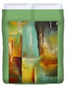 Haphazardous By Madart Duvet Cover