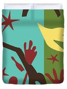 Happiness - Celebrate Life 4 Duvet Cover