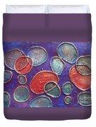Happy Bubbles Duvet Cover