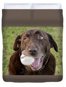 Happy Dog Duvet Cover