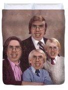 Happy Family Duvet Cover