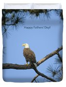Happy Father's Day Duvet Cover