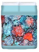 Happy Galaxy Duvet Cover