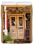 Happy Happie Cottage Haven Duvet Cover