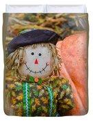 Happy Harvest Time Duvet Cover