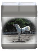 Happy Horse Duvet Cover