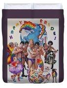 Happy Pride Duvet Cover